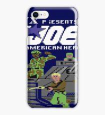Gaming [C64] - G.I Joe iPhone Case/Skin
