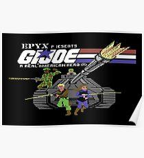 Gaming [C64] - G.I Joe Poster