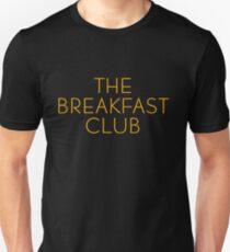 The Breakfast Club - Title Unisex T-Shirt