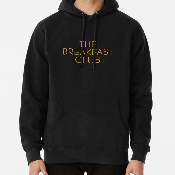 The Breakfast Club - Title Pullover Hoodie