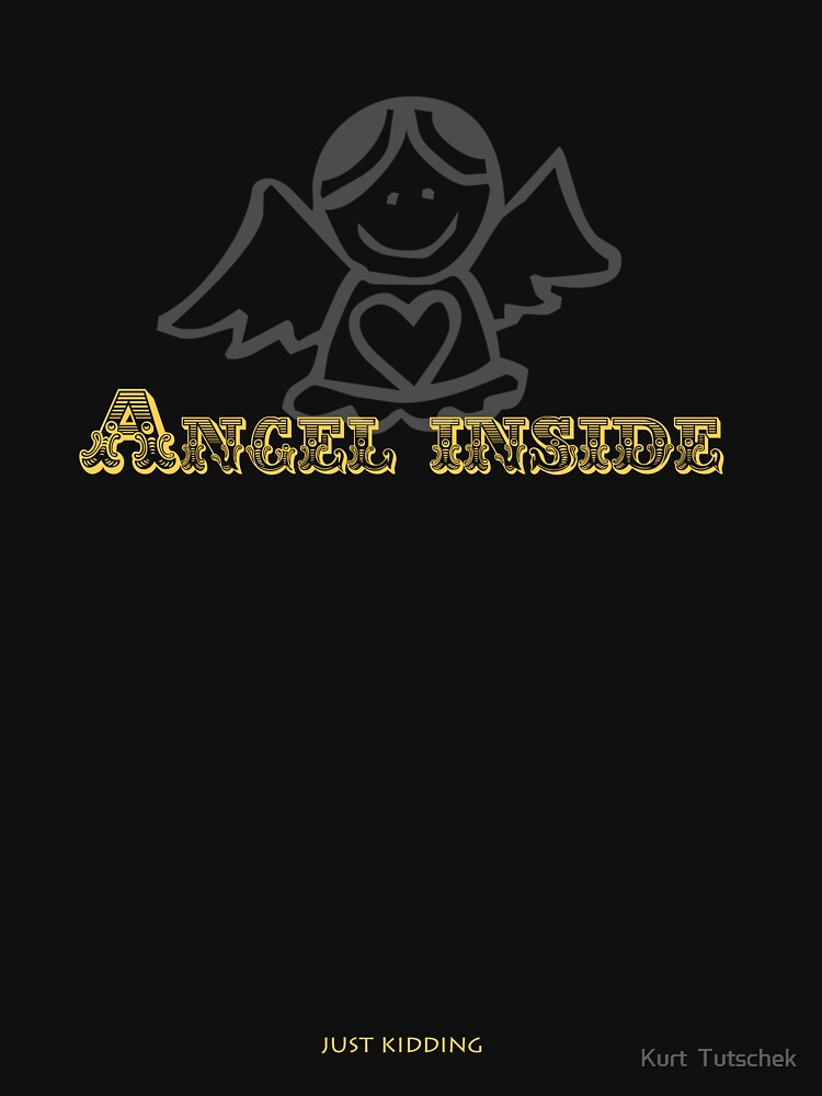 Angel inside by tuku