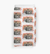 sleeping with sirens Duvet Cover
