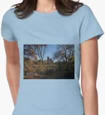 Worcester Cathedral Women's Fitted T-Shirt