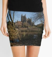Worcester Cathedral Mini Skirt