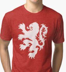 Koningsdag Leeuw 2018 - King's Day Netherlands Celebration Nederland Tri-blend T-Shirt