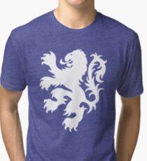 Koningsdag Leeuw 2017 - King's Day Netherlands Celebration Nederland Tri-blend T-Shirt