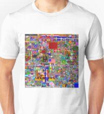 /r/Place 8K resolution Original Print - Final Version Unisex T-Shirt