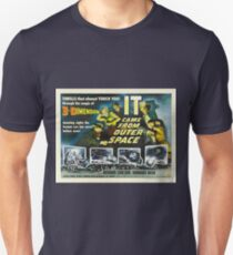Vintage It Came From Outer Space Science Fiction Movie T-Shirt