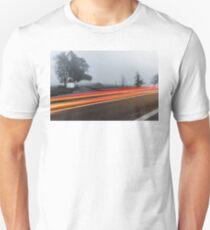 Fog on the hill Unisex T-Shirt