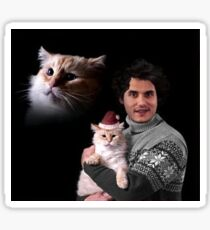John Mayer and Friend Sticker