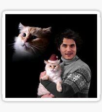 John Mayer and Friend Sticker