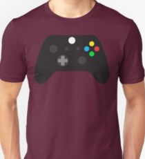 Video Game Console Gamepad Slim Fit T-Shirt
