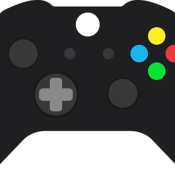 Video Game Console Gamepad by rayrayray90