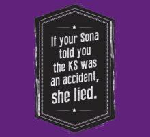 League of Legends - Sona KS | Unisex T-Shirt