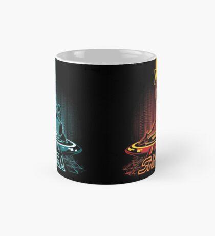 MEGA & SAMTRON (2-sided mug) Mug
