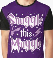 Snuggle this Muggle Graphic T-Shirt