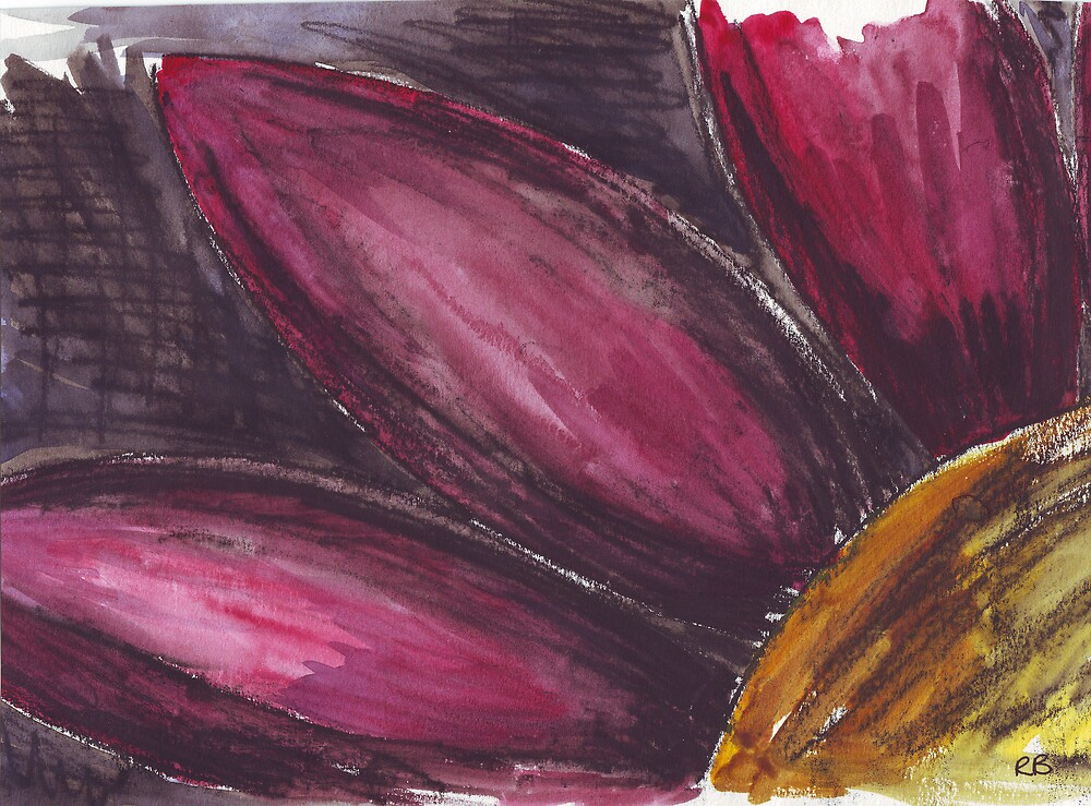 Flower 2 by Ruth Bretherick