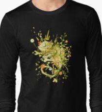 Rey del camuflaje Long Sleeve T-Shirt
