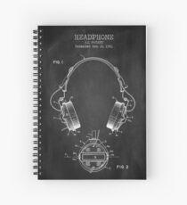 Cuaderno de espiral Auricular