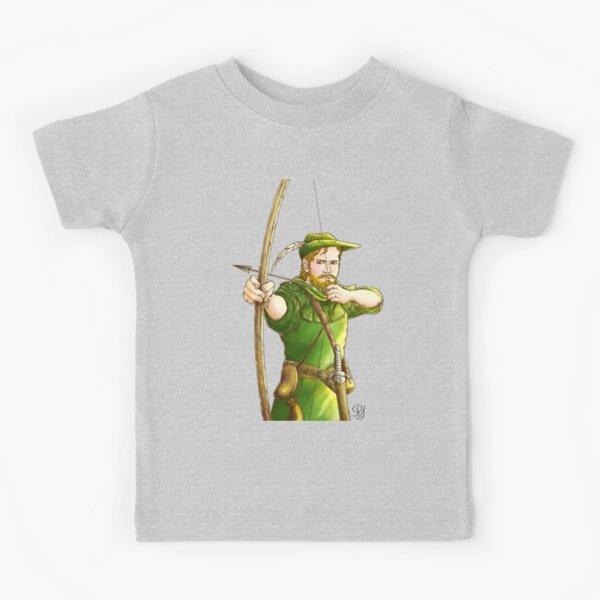 Robin Hood: The Legend Kids T-Shirt