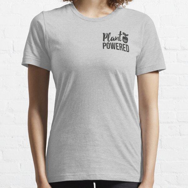 Plant Powered Essential T-Shirt
