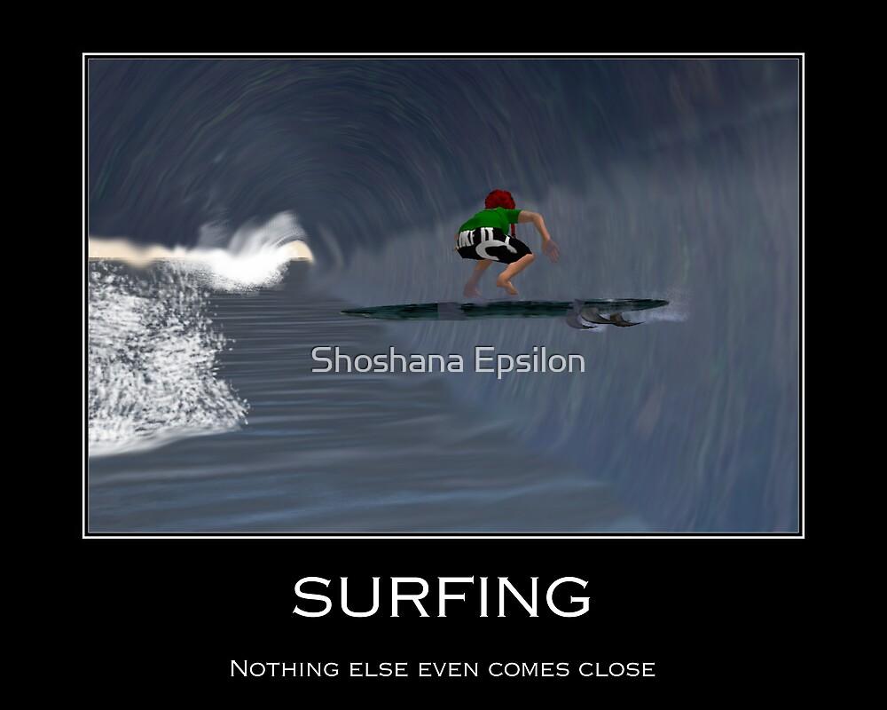 Nothing Else Comes Close by Shoshana Epsilon