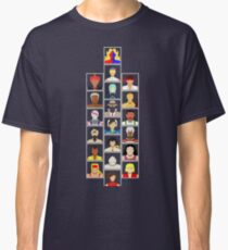 Select Your Character - Street Fighter 3: 3rd Strike w/ Gill Classic T-Shirt