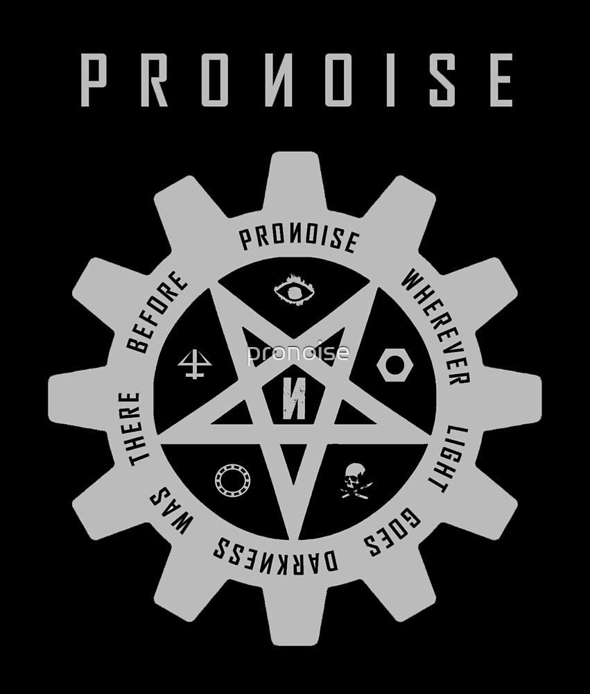 PRONOISE Alternative Logo by pronoise