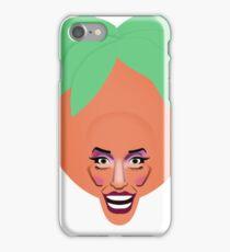 Take a bite of this peach... iPhone Case/Skin