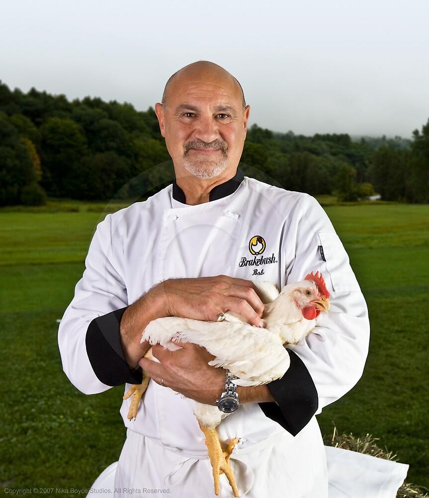 The Chicken Man by bobburg