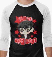 Persona 5 Hero- Red T-Shirt