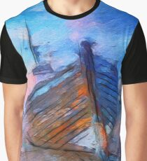 Ship on the Shore Graphic T-Shirt
