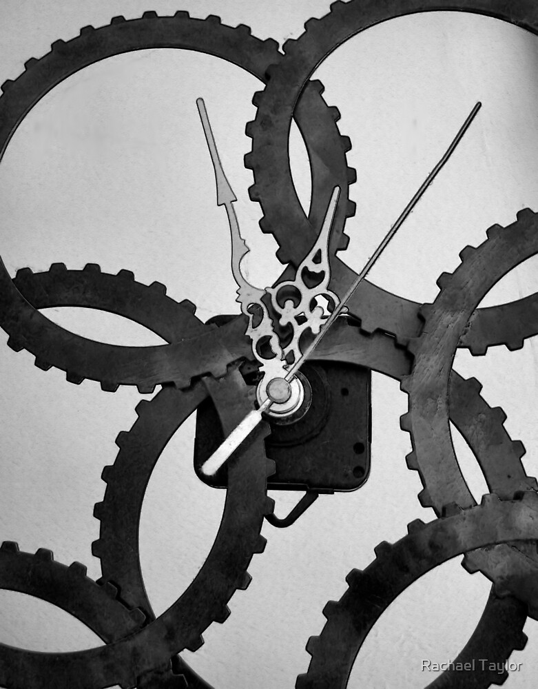 Gears by Rachael Taylor