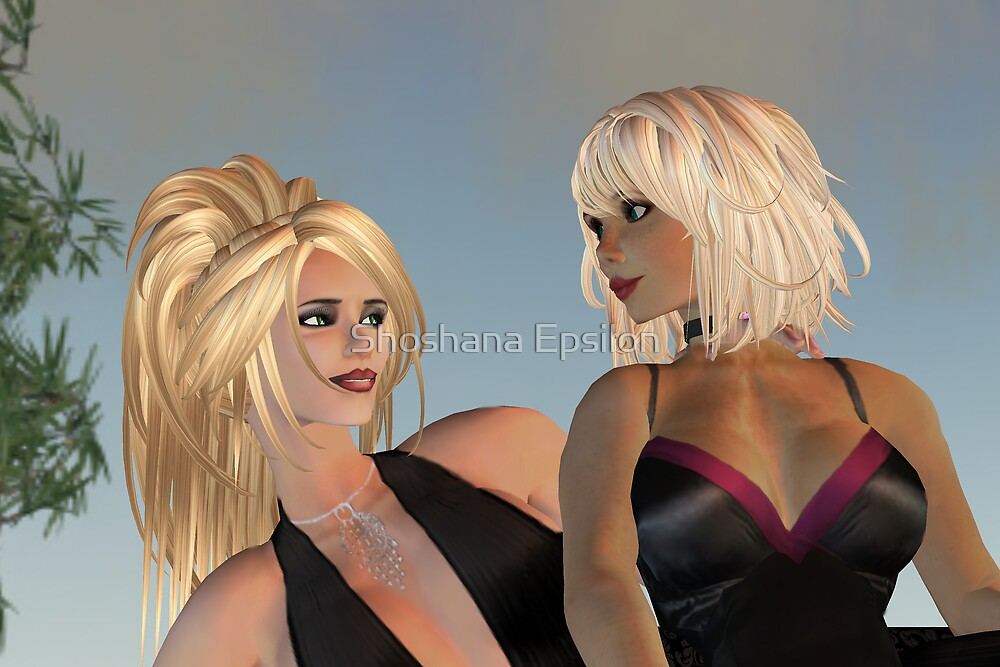 We Two by Shoshana Epsilon