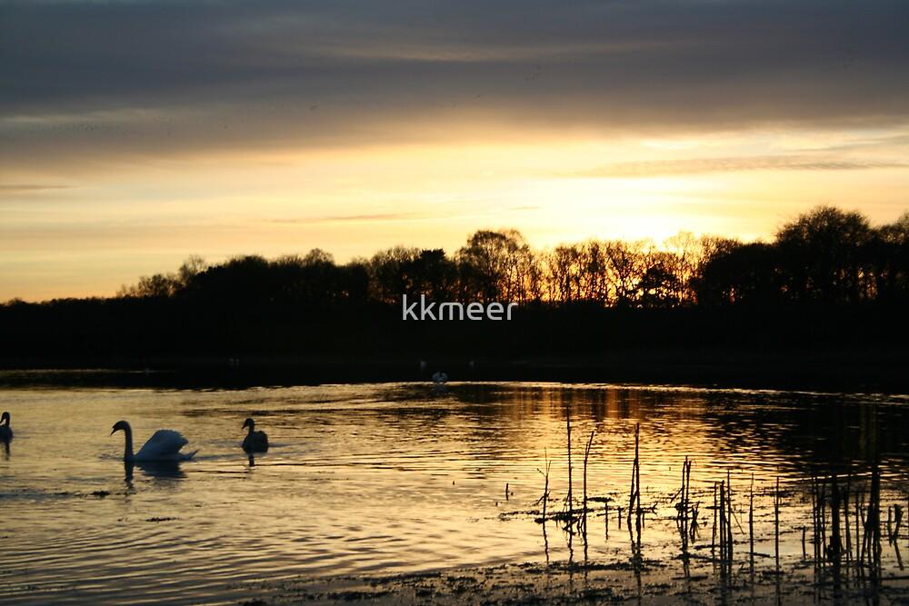 Winters Lake by kkmeer
