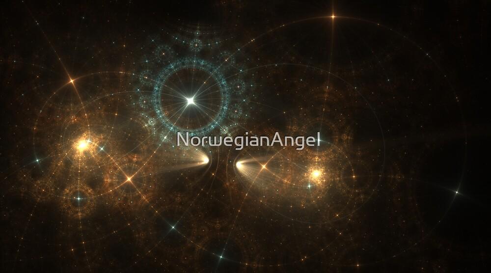 Constellation Of Time by NorwegianAngel