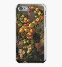 Giuseppe Arcimboldo - Autumn Grape iPhone Case/Skin