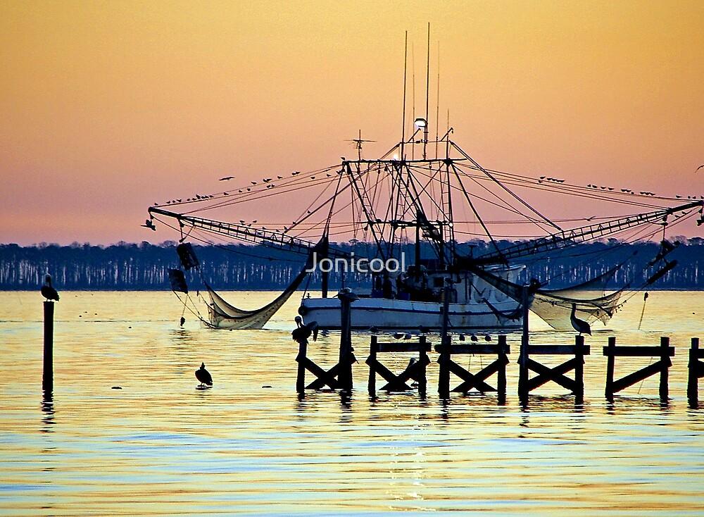 Shrimp Boat 2 by Jonicool