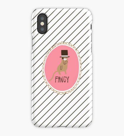 Fancy iPhone Case/Skin