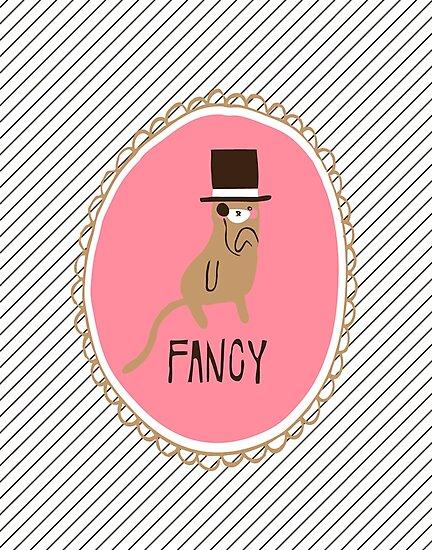 Fancy by thekitschycat