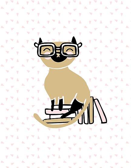 Smart Siamese by thekitschycat
