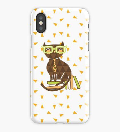 Smart Kitty iPhone Case/Skin