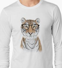 Clever Tiger Long Sleeve T-Shirt