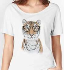 Clever Tiger Women's Relaxed Fit T-Shirt