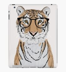 Clever Tiger iPad Case/Skin