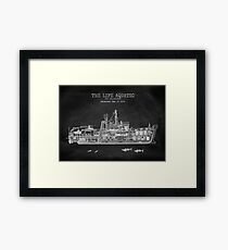 The Belafonte Framed Print