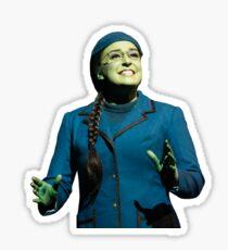 Jessica Vosk Elphaba Sticker