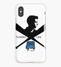 Stilinski life iPhone Case/Skin