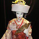 Geisha by ladyvanessa