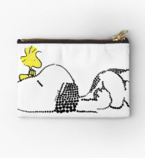 Snoopy Dots Studio Pouch